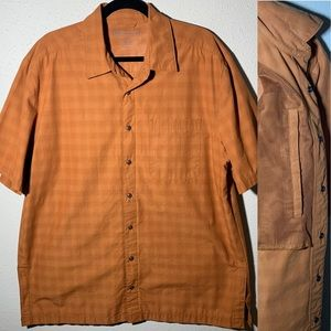 511TACTICAL Mens Large ConcealCarry SnapButtonDown
